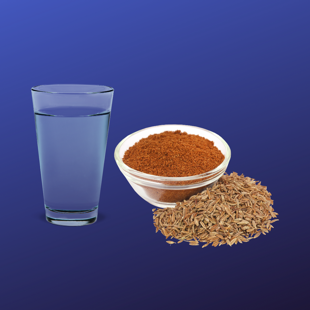 Cumin Water For Weight Loss